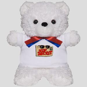 Top Secret Teddy Bear