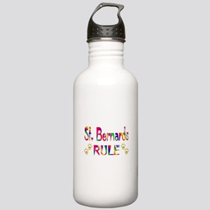St. Bernard Stainless Water Bottle 1.0L
