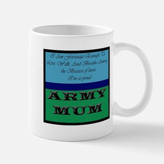 Army Mum Mugs
