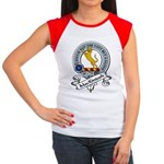 ManKintosh Clan Badge Women's Cap Sleeve T-Shirt