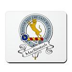 ManKintosh Clan Badge Mousepad
