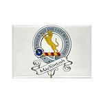 ManKintosh Clan Badge Rectangle Magnet (10 pack)