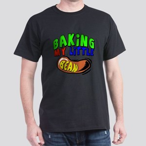 Baking My Bean Dark T-Shirt