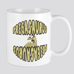 Pregasaurus Mug