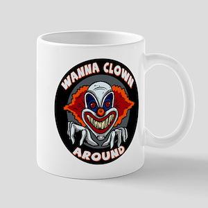 Evil Clown Mug