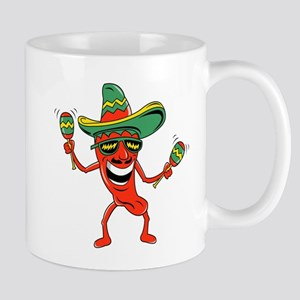 Hot Mexican Pepper Mug