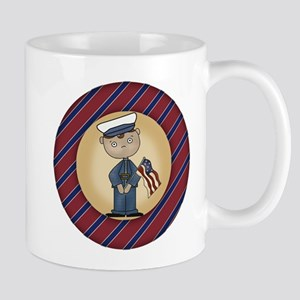 Little Marine Officer Mug