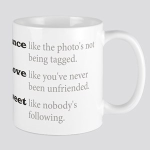 Dance, Love, Tweet Mug