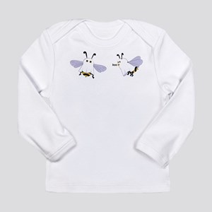 Boobee's Are Your Friends Long Sleeve Infant T-Shi