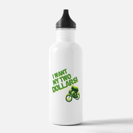 Better Off Dead Water Bottle