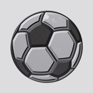 Soccer Impressions Ornament (Round)