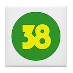 38 Tile Coaster