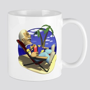 Retired Retirement Mug