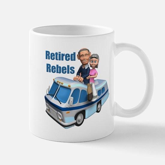 Retired Rebels Mug