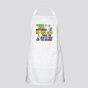 Retirement Income Apron