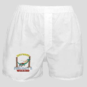 Retirement Days Boxer Shorts