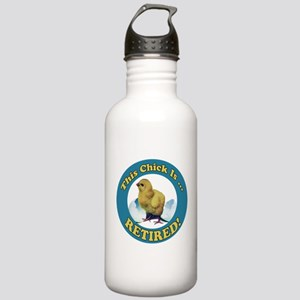 Retired Chick Stainless Water Bottle 1.0L