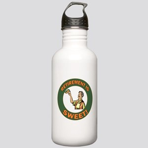 Retirement Is Sweet Stainless Water Bottle 1.0L