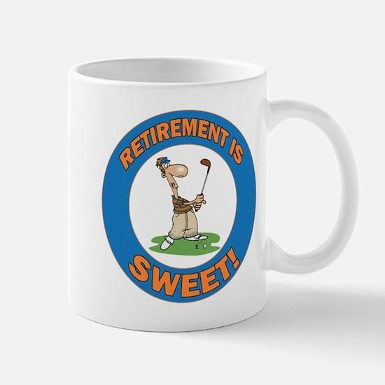 Retirement Is Sweet Mug