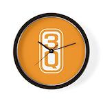 3Q,THANK YOU Wall Clock