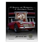 Official Midget 50th Anniversary Small Poster!