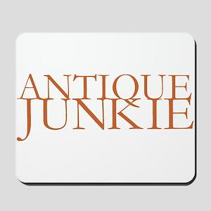 Antique Junkie Mousepad