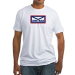 JUNK MALE Fitted T-Shirt
