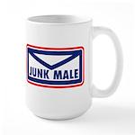 JUNK MALE Large Mug
