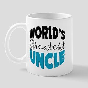 Worlds Greatest Uncle Mug