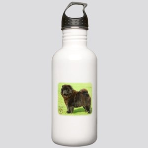 Chow Chow 9B011D-08 Stainless Water Bottle 1.0L