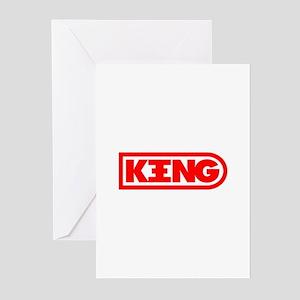 KING WONG Greeting Cards (Pk of 10)
