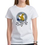 MacGillivray Clan Badge Women's T-Shirt