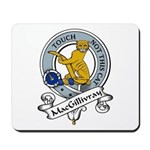 MacGillivray Clan Badge Mousepad