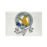 MacGillivray Clan Badge Rectangle Magnet (10 pack)