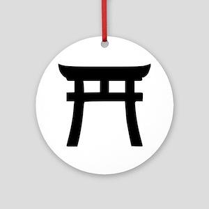Shinto Ornament (Round)
