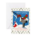 Official LBC 2010 Xmas Greeting Card