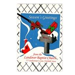 Official LBC 2010 Xmas Postcards (Package of 8)