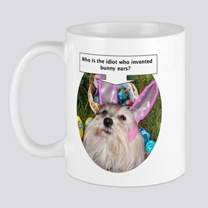 Who invented bunny ears? Mug