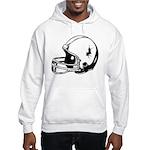 Football Hooded Sweatshirt