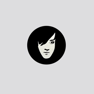 Loveless (Emo Kid) Mini Button