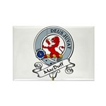 MacDuff Clan Badge Rectangle Magnet (10 pack)