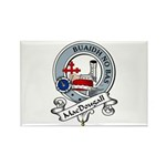 MacDougall Clan Badge Rectangle Magnet (10 pack)