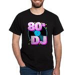 Corey Tiger 80s Retro Vintage Style 80s DJ T-Shirt