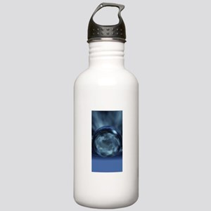 Starry Night Globe Stainless Water Bottle 1.0L