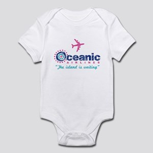 Oceanic Airlines Infant Bodysuit