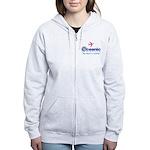 Oceanic Airlines Women's Zip Hoodie