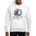 MacBain Clan Badge Hooded Sweatshirt