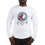 MacBain Clan Badge Long Sleeve T-Shirt