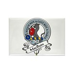 MacBain Clan Badge Rectangle Magnet (10 pack)
