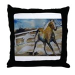 ronnieroo's products Throw Pillow